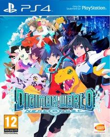 PS4 - Digimon World - Next Order Box 785300121656 Photo no. 1
