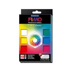 Prof.true colours 6x85g Fimo 665553300000 N. figura 1