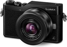DMC-GX800KEG-K black 12-32mm Kit appareil photo système Panasonic 785300126065 Photo no. 1