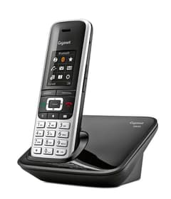 S850 noir argent Téléphone fixe Gigaset 785300123490 Photo no. 1
