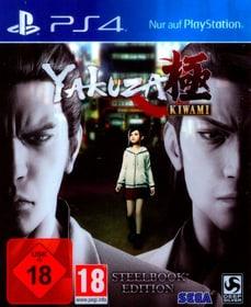 PS4 - Yakuza Kiwami D1 Edition SteelBook Box 785300122634 N. figura 1