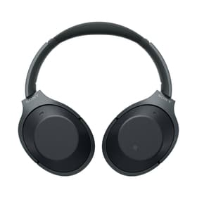 WH-1000XM2B cuffie Noise Cancelling On Ear nero
