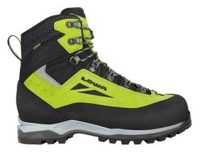 Cevedale Evo GTX Chaussures de trekking pour homme Lowa 473338541566 Taille 41.5 Couleur lime Photo no. 1