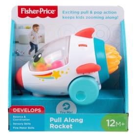 Fusée roulante Fisher-Price 747341500000 Photo no. 1