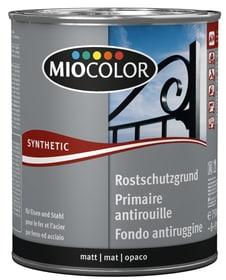 Synthetic Rostschutzgrund Grau 750 ml Rostschutzgrund Miocolor 661443300000 Farbe Grau Inhalt 750.0 ml Bild Nr. 1