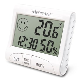 HG100 Thermo-Hygrometer weiss