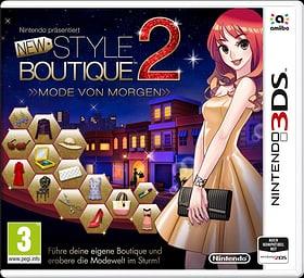3DS - Style Boutique 2