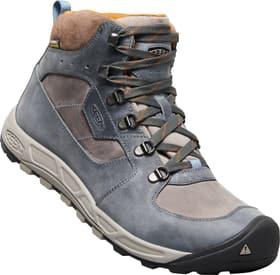 Westward Mid Leather WP Scarponcino da escursione da uomo Keen 473312140580 Colore grigio Taglie 40.5 N. figura 1