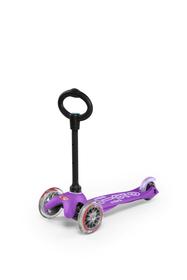 Mini 3in1 Deluxe Scooter Micro 466529900045 Grösse Einheitsgrösse Farbe violett Bild-Nr. 1