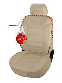 Coprisedile anteriore in pelle Billy beige Rivestimento sedile WALSER 620591800000 N. figura 1