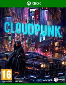 Cloudpunk [XONE] (D) Box 785300154465 Photo no. 1