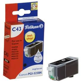 C43 PGI-525 Noire Cartouche d'encre Pelikan 797535300000 Photo no. 1
