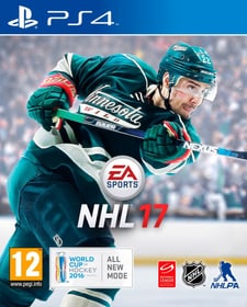 PS4 - NHL 17 Box 785300121180 N. figura 1