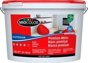 Dispersion Premium Weiss, 10 l Dispersion Miocolor 660729600000 Inhalt 10.0 l Bild Nr. 1