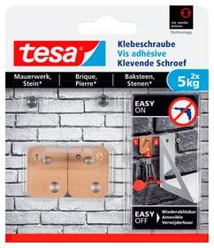 Klebeschraube viereckig Mauerwerk, 5 kg Klebeschraube Tesa 675235000000 Bild Nr. 1