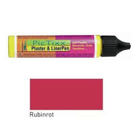 Pluster & Liner Pen C.Kreul 664802200020 Farbe Rubin Bild Nr. 1