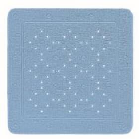 ORCA Tapis antidérapant pour baignoire 453124156141 Couleur Bleu clair Dimensions L: 55.0 cm x H: 55.0 cm Photo no. 1