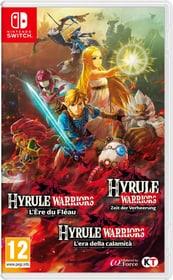 Hyrule Warriors Zeit der Verheerung Box Nintendo 785300155278 Photo no. 1