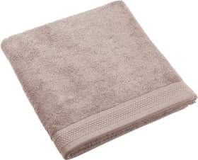 NATURAL FEELING Serviette de bain 450873120569 Couleur Taupe Dimensions L: 70.0 cm x H: 140.0 cm Photo no. 1