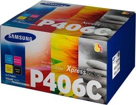 Rainbow CLT-P406C/ELS Cartouche de toner Samsung 798515000000 Photo no. 1