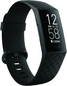 Charge 4 Black Activity Tracker Fitbit 798729900000 N. figura 1