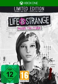 Xbox One - Life is Strange Before the Storm Limited Edition (F) Box 785300132477 Bild Nr. 1