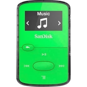 Clip Jam 8GB - Vert MP3 Player SanDisk 785300126095 Photo no. 1