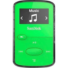 Clip Jam 8GB - Verde