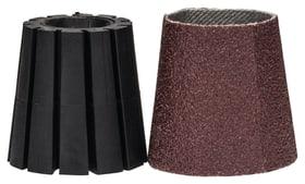 Set queue et manchon abrasif conique Bosch 616651500000 Photo no. 1