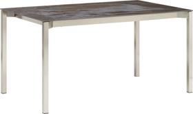 MALO Table au jardin 408013014002 Dimensions L: 140.0 cm x P: 80.0 cm x H: 75.0 cm Couleur Trilium Photo no. 1