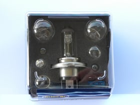 Set di lampadine H4 Lampadina Miocar 620454700000 N. figura 1