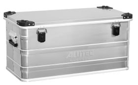 Aluminiumbox D91 mit robusten Stapelecken