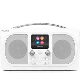Evoke H6 - Bianco Radio DAB+ Pure 785300134291 N. figura 1