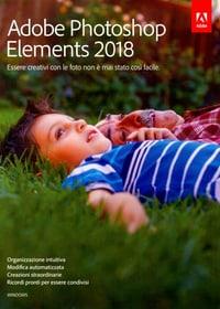 PC - Photoshop Elements 2018 (I) Physique (Box) Adobe 785300130199 Photo no. 1