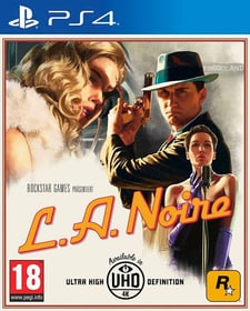 PS4 - L.A. Noire F Box 785300130394 Photo no. 1