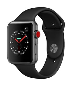 Watch Series 3 GPS/LTE 42mm spacegray/black