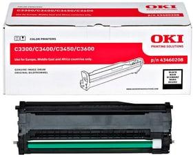 43460208 schwarz Tonerkartusche OKI 796046300000 Bild Nr. 1