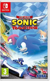 NSW - Team Sonic Racing Box 785300138609 Langue Allemand Plate-forme Nintendo Switch Photo no. 1