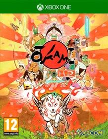 Xbox One - Okami D Box 785300130508 Bild Nr. 1