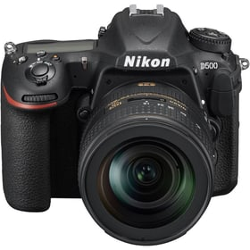 Nikon D500, AF-S DX VR 16-80mm Spiegelre Nikon 95110052378816 Bild Nr. 1