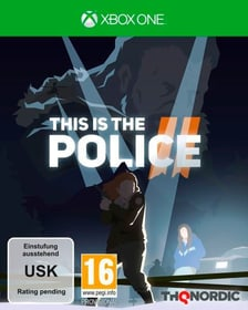 Xbox One - This is the Police 2 (D) Box 785300132684 Photo no. 1