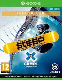 Xbox One - Steep X Games - Gold Edition Box 785300139641 Photo no. 1