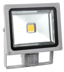 Projecteur LED mural détecteur 30 W