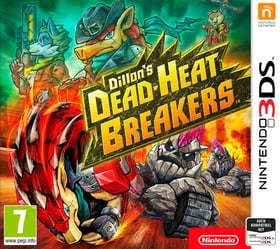 3DS - Dillon's Dead-Heat Breakers (D) Box 785300133234 N. figura 1