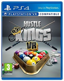 PS4 - Hustle Kings VR Box 785300121812 Photo no. 1