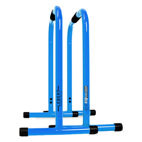 Equalizer Parallettes Lebert Fitness 467322799940 Grösse one size Farbe blau Bild-Nr. 1