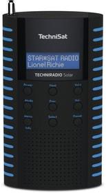Technisat Techniradio Solar - Noir/Bleu Radio DAB+ Technisat 785300149735 Photo no. 1