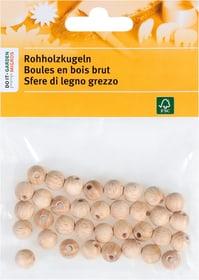 Rohholzkugeln FSC® Ø10mm 35Stk. Legna Creativa 664902000010 Durchmesser 10.0 mm Bild Nr. 1