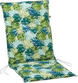 VAIANA Schienale basso 753342410860 Taglio L: 108.0 cm x P: 50.0 cm x A: 5.0 cm Colore Verde N. figura 1