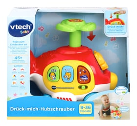 Vtech Drück-Mich-Hubschrauber (D) 746389090000 Langue Allmend Photo no. 1